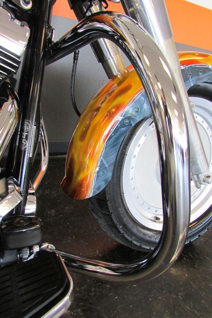 2000 Harley Davidson SOFTAIL FAT BOY FLSTF FAT BOY CUSTOM PAINT LOADED Arlington, Texas 19