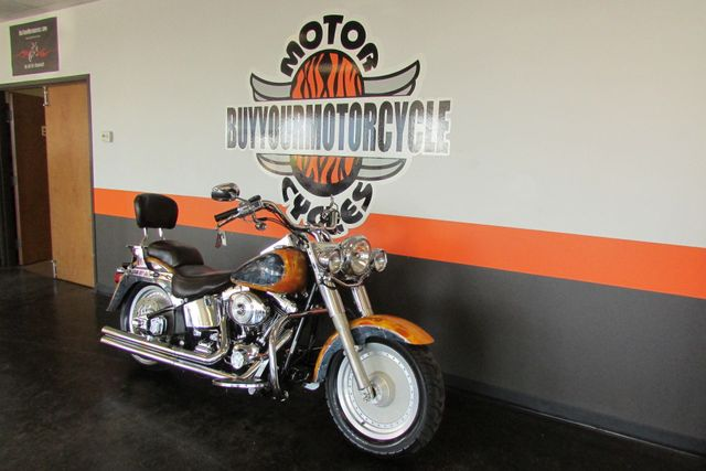2000 Harley Davidson SOFTAIL FAT BOY FLSTF FAT BOY CUSTOM PAINT LOADED Arlington, Texas 2