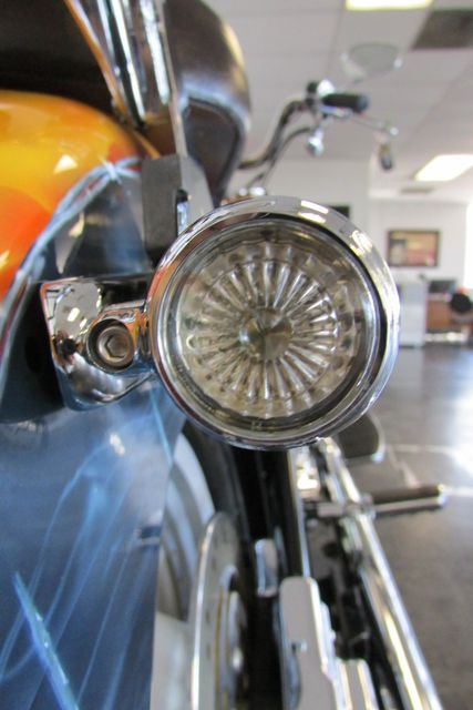 2000 Harley Davidson SOFTAIL FAT BOY FLSTF FAT BOY CUSTOM PAINT LOADED Arlington, Texas 22