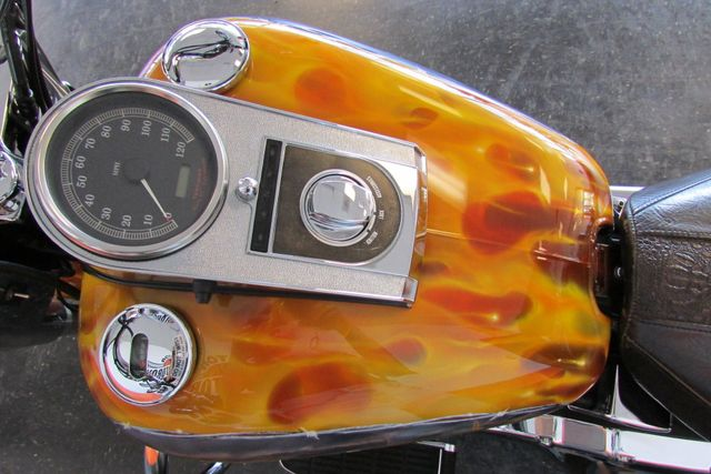 2000 Harley Davidson SOFTAIL FAT BOY FLSTF FAT BOY CUSTOM PAINT LOADED Arlington, Texas 27