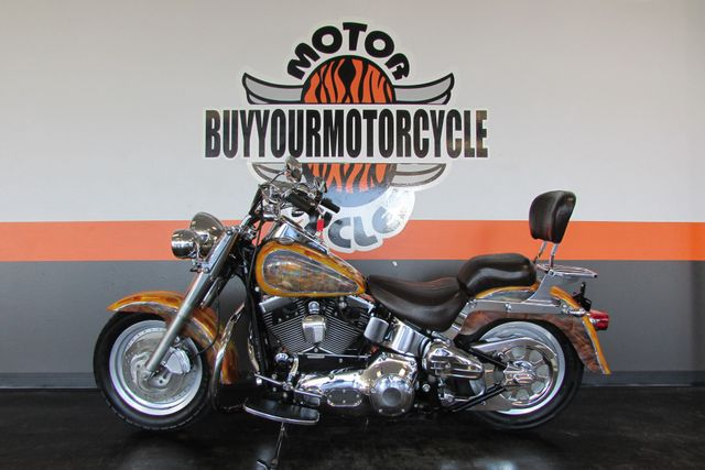 2000 Harley Davidson SOFTAIL FAT BOY FLSTF FAT BOY CUSTOM PAINT LOADED Arlington, Texas 32
