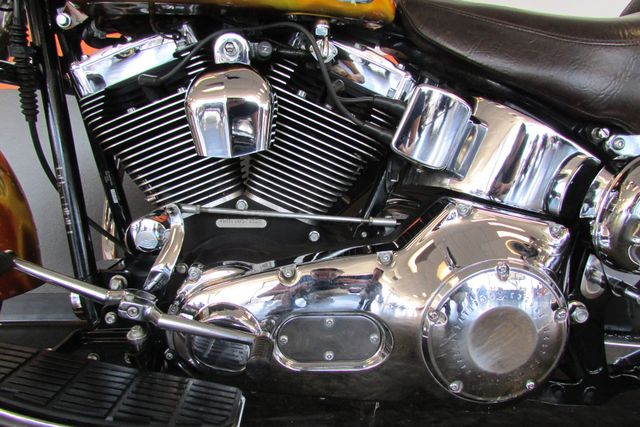 2000 Harley Davidson SOFTAIL FAT BOY FLSTF FAT BOY CUSTOM PAINT LOADED Arlington, Texas 39