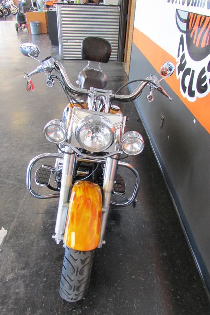 2000 Harley Davidson SOFTAIL FAT BOY FLSTF FAT BOY CUSTOM PAINT LOADED Arlington, Texas 4