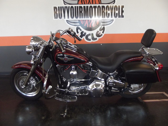 2000 Harley-Davidson Softail FATBOY FLSTF FAT BOY Arlington, Texas 3
