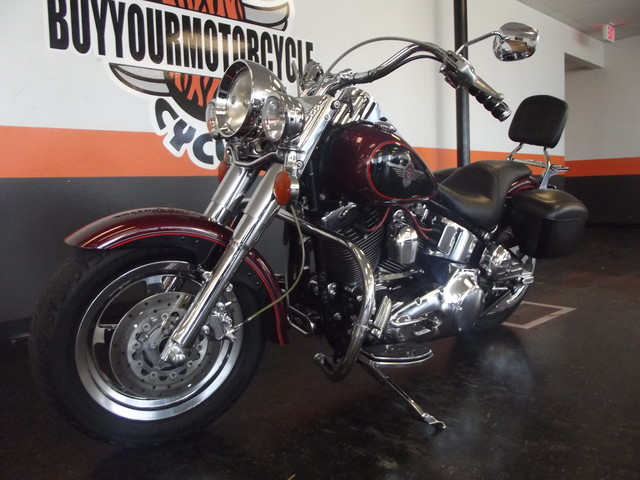 2000 Harley-Davidson Softail FATBOY FLSTF FAT BOY Arlington, Texas 4