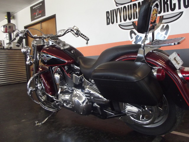 2000 Harley-Davidson Softail FATBOY FLSTF FAT BOY Arlington, Texas 5