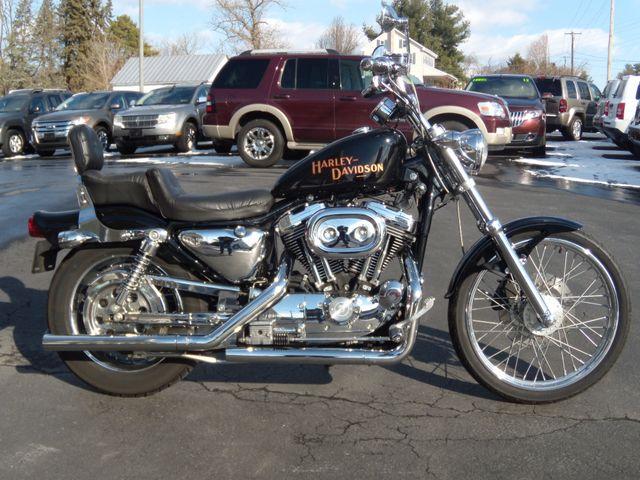 2000 Harley-Davidson XL1200C SPORTSTER CUSTOM Ephrata, PA 1