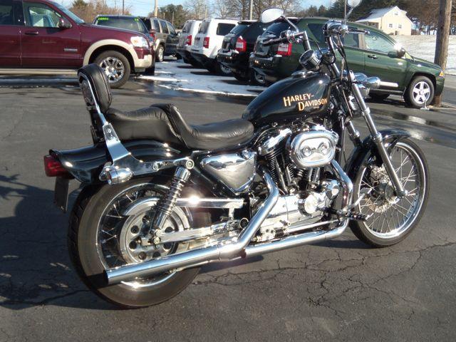 2000 Harley-Davidson XL1200C SPORTSTER CUSTOM Ephrata, PA 2