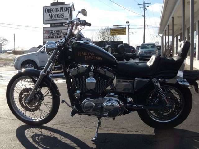 2000 Harley-Davidson XL1200C SPORTSTER CUSTOM Ephrata, PA 8