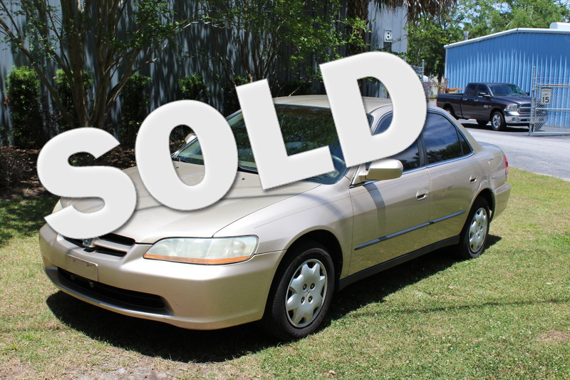2000 Honda Accord LX in Charleston SC