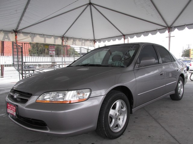 2000 Honda Accord EX wLeather Please call or e-mail to check availability All of our vehicles a