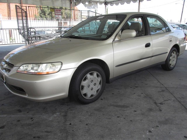 2000 Honda Accord LX This particular Vehicles true mileage is unknown TMU Please call or e-mai