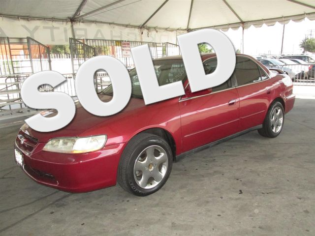 2000 Honda Accord SE This particular Vehicles true mileage is unknown TMU Please call or e-mai