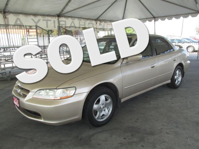 2000 Honda Accord EX wLeather Please call or e-mail to check availability All of our vehicles