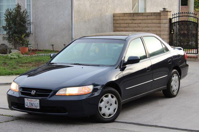 2000 Honda ACCORD LX SEDAN AUTOMATIC ONLY 67K ORIGINAL MLS A/C SERVICE RECORDS! Woodland Hills, CA 10