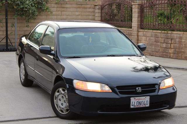2000 Honda ACCORD LX SEDAN AUTOMATIC ONLY 67K ORIGINAL MLS A/C SERVICE RECORDS! Woodland Hills, CA 8