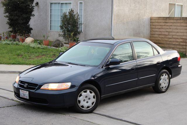 2000 Honda ACCORD LX SEDAN AUTOMATIC ONLY 67K ORIGINAL MLS A/C SERVICE RECORDS! Woodland Hills, CA 1