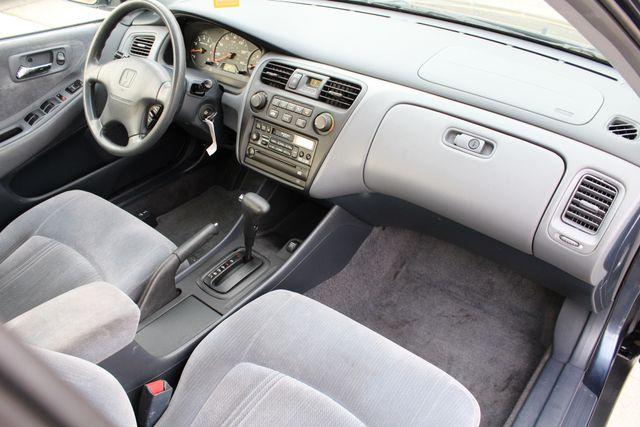 2000 Honda ACCORD LX SEDAN AUTOMATIC ONLY 67K ORIGINAL MLS A/C SERVICE RECORDS! Woodland Hills, CA 24