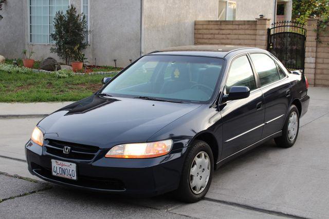 2000 Honda ACCORD LX SEDAN AUTOMATIC ONLY 67K ORIGINAL MLS A/C SERVICE RECORDS! Woodland Hills, CA 33