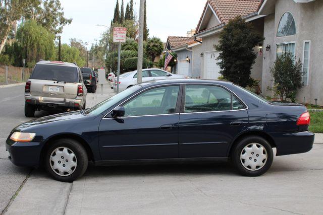 2000 Honda ACCORD LX SEDAN AUTOMATIC ONLY 67K ORIGINAL MLS A/C SERVICE RECORDS! Woodland Hills, CA 2