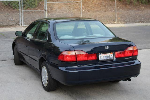 2000 Honda ACCORD LX SEDAN AUTOMATIC ONLY 67K ORIGINAL MLS A/C SERVICE RECORDS! Woodland Hills, CA 3