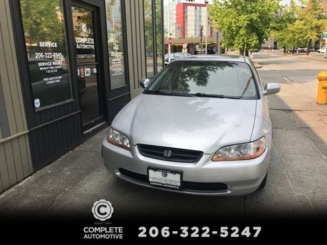 2000 Honda Accord EX-VL Coupe V6 Automatic 84,000 Original  Miles Local 1 Owner Always Adult Driven in Seattle