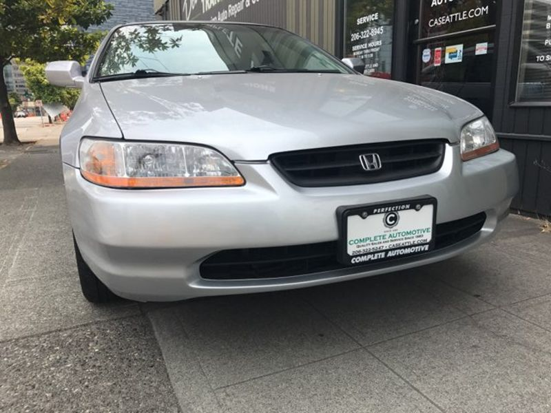 2000 Honda Accord EX-VL Coupe V6 Automatic 84000 Original  Miles Local 1 Owner Always Adult Driven  city Washington  Complete Automotive  in Seattle, Washington