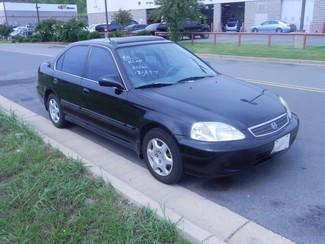 2000 Honda Civic EX Little Rock, Arkansas 2