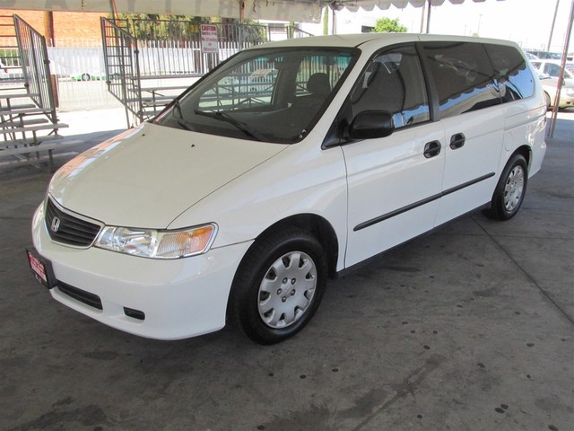 2000 Honda Odyssey LX This particular Vehicle comes with 3rd Row Seat Please call or e-mail to ch