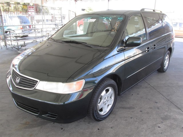 2000 Honda Odyssey EX This particular Vehicle comes with 3rd Row Seat Please call or e-mail to ch