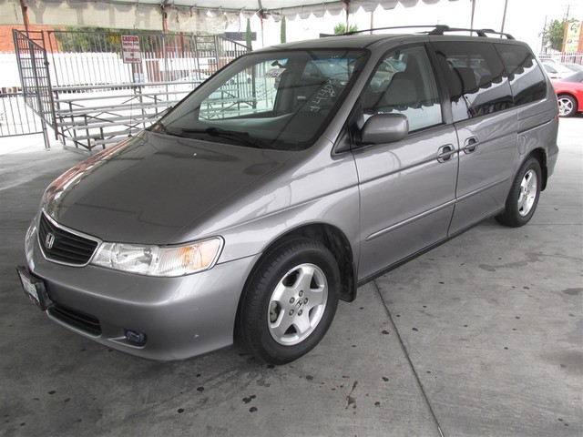 2000 Honda Odyssey EX wNavigation This particular Vehicles true mileage is unknown TMU Please