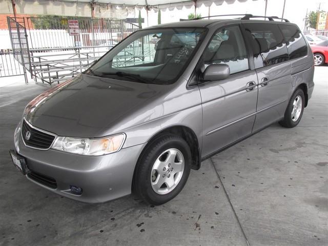 2000 Honda Odyssey EX wNavigation This particular Vehicles true mileage is unknown TMU Please