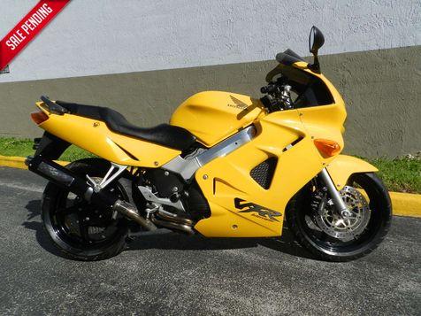 2000 Honda VFR800 INTERCEPTOR VFR 800 MINT CONDITION! GARAGE KEPT in Hollywood, Florida