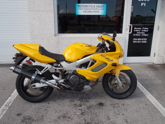 2000 Honda VTR1000 Super Hawk Dania Beach, Florida