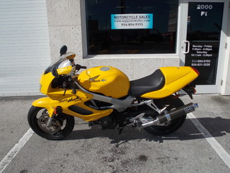 2000 Honda VTR1000 Super Hawk Dania Beach, Florida 6