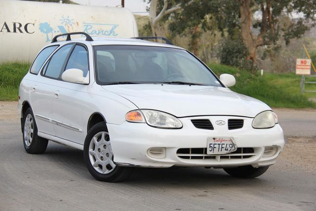 2000 Hyundai Elantra GLS Santa Clarita, CA 3