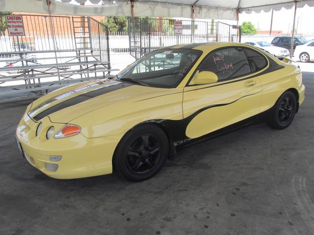 2000 Hyundai Tiburon Leather Please call or e-mail to check availability All of our vehicles ar