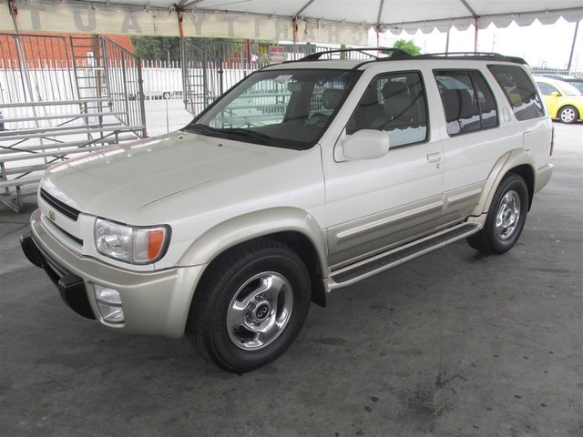 2000 Infiniti QX4 Please call or e-mail to check availability All of our vehicles are available