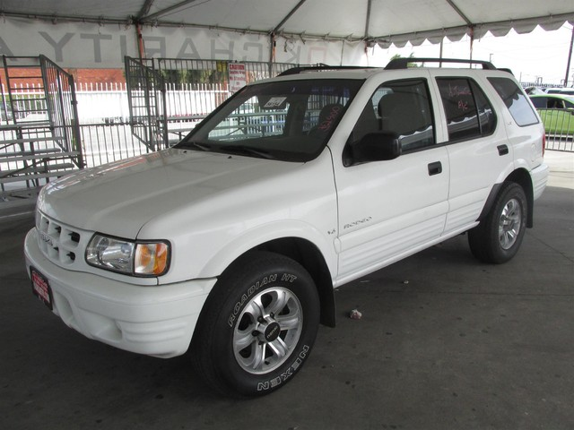 2000 Isuzu Rodeo S Please call or e-mail to check availability All of our vehicles are availabl