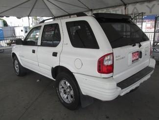 2000 Isuzu Rodeo S Gardena, California 1