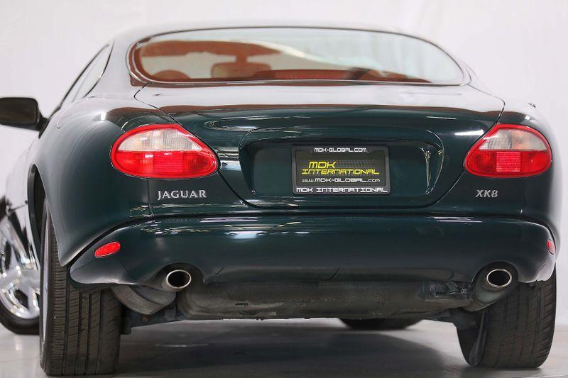 2000 Jaguar XK8 - Coupe - Only 68K miles  city California  MDK International  in Los Angeles, California