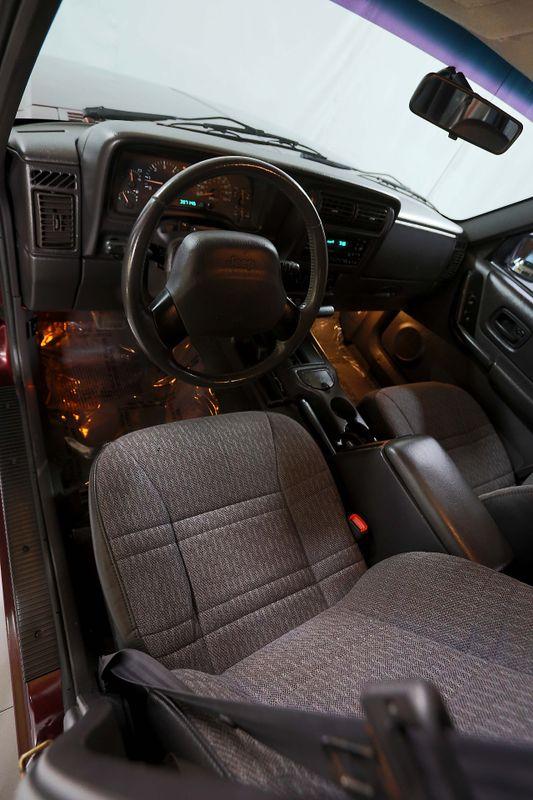 2000 Jeep Cherokee Sport - 4WD - New tires  city California  MDK International  in Los Angeles, California
