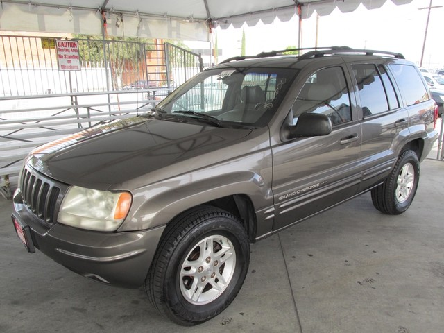 2000 Jeep Grand Cherokee Limited Please call or e-mail to check availability All of our vehicles