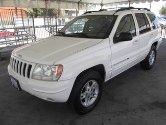 2000 Jeep Grand Cherokee Limited Gardena, California