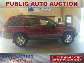 2000 Jeep Grand Cherokee Laredo   JOPPA, MD   Auto Auction of Baltimore  in Joppa MD