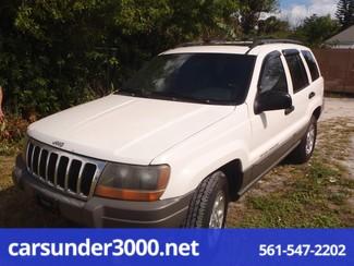 2000 Jeep Grand Cherokee Laredo Lake Worth , Florida