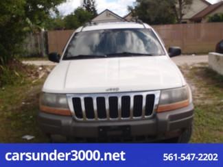 2000 Jeep Grand Cherokee Laredo Lake Worth , Florida 7