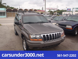 2000 Jeep Grand Cherokee Laredo Lake Worth , Florida 0
