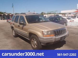 2000 Jeep Grand Cherokee Laredo Lake Worth , Florida 1