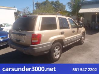 2000 Jeep Grand Cherokee Laredo Lake Worth , Florida 2
